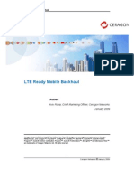 Ceragon_ LTE Backhaul_White Paper