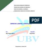 DERECHO LABORAL-