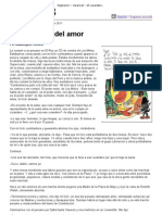 El Curandero Del Amor. Washinton Cucurto