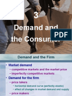 Demand and the Consumer