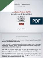 Levis Swot Analysis