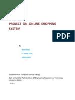E-shopping Report