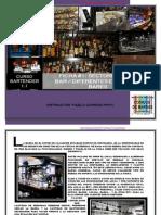Clase de Bar y Sectores