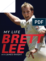 Brett Lee - My Life by Brett Lee With James Knight FREE Sample Chapter