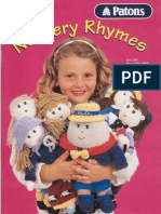 Knitted Nursery Rhymes Knitting