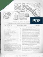 The Bible Standard February 1882