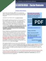 Capacitaciones en Costa Rica empresas y desarrollo