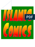 WHY ISLAM Comic Book