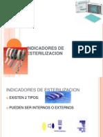 INDICADORES DE ESTERILIZACION