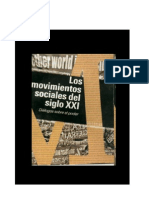 Martinez Martinez-Los movimientos sociales del siglo XXI. Dialogos sobre el poder