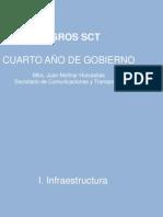 Logros en SCT 2009-2010