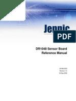 JN RM 2030 DR1048 Sensor Board 1v2
