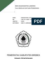 Dokumen Kelengkapan Lamaran Calon Kepala Sekolah 2011