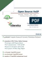 Eliberatica Open Source Voip