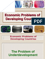 Economic Problems of Developing Countries