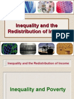 Inequality and the Redistribution of Income