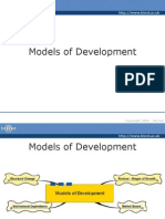 Models of Development - Full Version