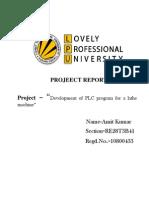 Projeect Report