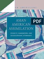 (2) Asian American Assimilation