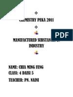 Chemistry Peka 2011