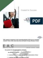 EAC Company Profile