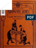 CLAY MODELING FOR SCHOOLS – BY STEWART TAYLOR