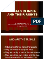 Rights of Tribals in India