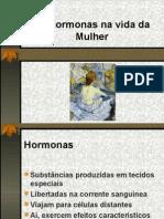 As Hormonas Na Vida Da Mulher