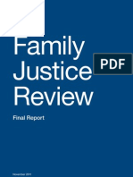 Family Justice Review