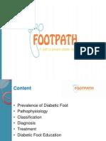 Diabetic Foot Dr. Sobia Fin