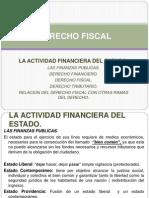 Derecho Fiscal 1 Inicio Lic Derecho
