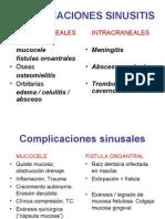 17-11 Complicaciones Sinusitis Comisión