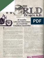 xBHP - Around the World in 1971 AD