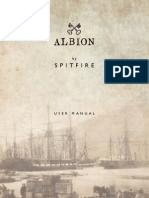 Albion User Manual v1.0