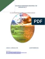 Calentamiento Global y Sus Consecuencias