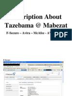 Description About Tazebama @ Mabezat