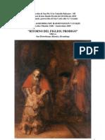 Figliol prodigo - Rembrandt