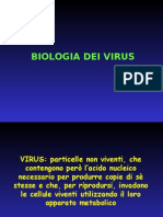 Biologia Applicata - Virus