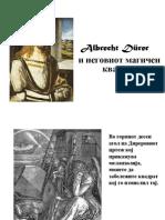 Albrecht Durer's Square