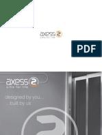 Axess 2 Brochure July 2011 LR