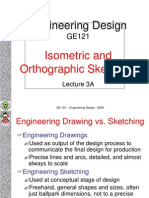 lecture3a-isometricandorthographicsketching2009-090708004200-phpapp01