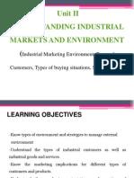 Industrial Marketing Environment Unit 2