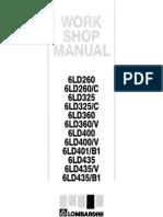 Lombardini Manual