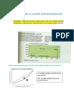 Summary Disparity Wealth &Dev