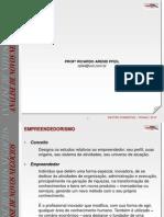 Análise Novos Negocios Prof Ricardo