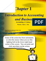 Ch01 Introduction to Accounting and Business