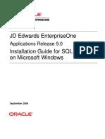 9.0 Install Win SQL