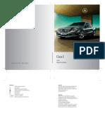 Manual Utilizare Clasa E Coupe 207