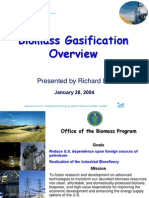 Biomass Gasification Overview Presentation)