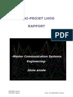 EVRARD GRUGET - Rapport CDMA Etalement Spectre